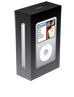 iPod classic in package