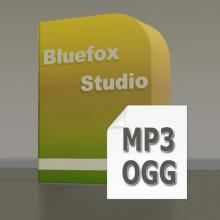 MP3 OGG Converter: convert OGG to MP3, MP3 to OGG