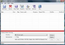 Bluefox Video to Audio Converter 3.01.12.1008 full